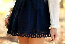 Skirt Combos / by Ashley Baugnet