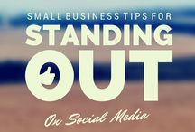 Social Media for Small Business / how to grow your audience with social media as small business