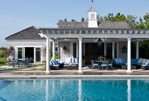 pool house / by Whitney Smith