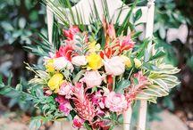 Hawaiian Wedding Inspiration