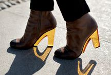 Like Cinderella... / Plexi heels