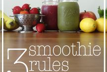 drinks and smoothes