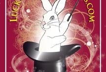 lucky rabbit estate sales / My estate sale company!