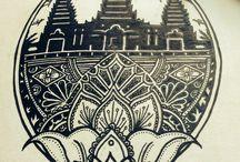 cambogia tatoo