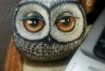 Birds (◑.◑)Owls Pictures, Drawings ✿⊱╮ / Just love