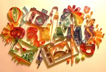 Quilling / by DRBraga