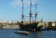 Scheepvaart museum / Hier kun je terecht als maritiem liefhebber en alles vinden over de scheepvaart musea die Nederland rijk is...Dobber eens lekker rond op dit bord.