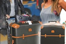 Celeb Spotting / Your favourite celebrities seen with our favourite luggage brands!