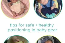 Baby Flat Head Syndrome Prevention & Treatment | Plagiocephaly / New parent tips for the prevention and treatment of Flat Head Syndrome / Positional Plagiocephaly / head flattening in babies. Promote infant wellness, baby health and developmental milestones.