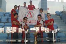 Yüzmeden yıldızımız parlıyor / Anabilim Yıldız Erkek Yüzme Takımı, Türkiye Şampiyonası'nda yarışmaya hak kazandı.