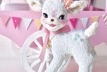 Pink Tea Studio (vintage style toys)