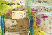 Art Journal / by Miriam Chacon