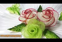 radis fleurs