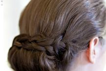 Bridal hair - Wedding hair