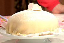 Recept - bakat - tårta