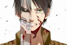 Attack on titan ❤️ / Hola