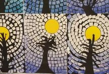 Мозаики