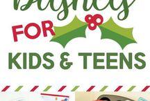gift ideas, wraps