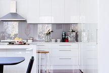 Kitchen completion
