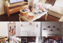 Louise Lyons Photography Studio / My almost finished viewing room