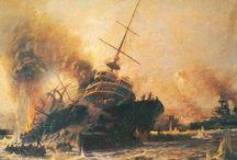 18 Mart 1915 Çanakkale Savaşı...