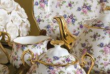 Tea Cups , Tea Pots