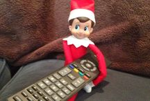Elf on the shelf / by Agnieszka Whisenhunt