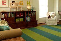 New kids playroom