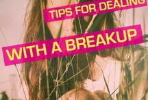 Break ups / by Taylor Harman