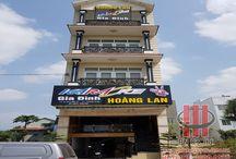 Công trình thi công phòng karaoke Hoàng Lan - Quảng Ngãi