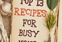 Recipes for Busy Parents