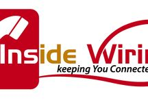 We Promote: Inside Wiring / Need Telephone wiring repaired? Try Inside Wiring. Please visit http://www.inside-wiring.co.uk/home