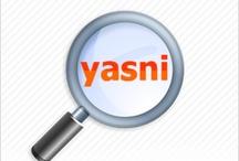 Logos / Sammlung von Yasni-Logos - und Icons