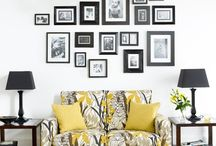 art for walls / by Crystal @ A Well-Feathered Nest