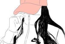 tumbl tekeningen