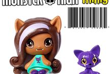 Monster High Minis & Pets / Monster High Minis