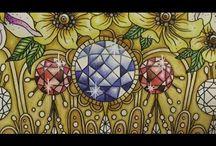 Colouring Gemstones