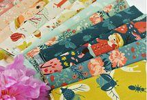 Felicia's favorite fabrics