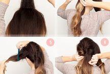 Une histoire de cheveux
