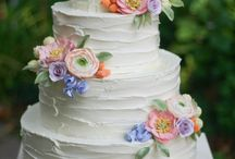 Wedding Cakes / by Sierra Gould