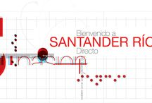 Diseño de ambientación para el Banco Santander Rio