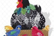 Gallinas / by Claudia Uribe