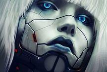detail for robot