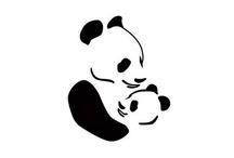 Panda tat