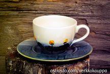 SHHS Ceramics - Cloudberry