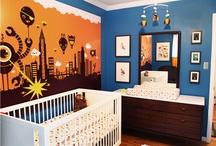 Baby boy bed room ideas