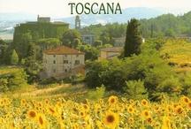 toscana / by Irene Carros