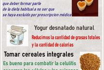 Nutrición gym / recetas y datos para bajar de peso