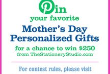 The Stationery Studio Mother's Day Contest / by dale thele