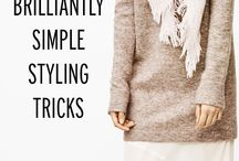 Styling tricks for your wardrobe